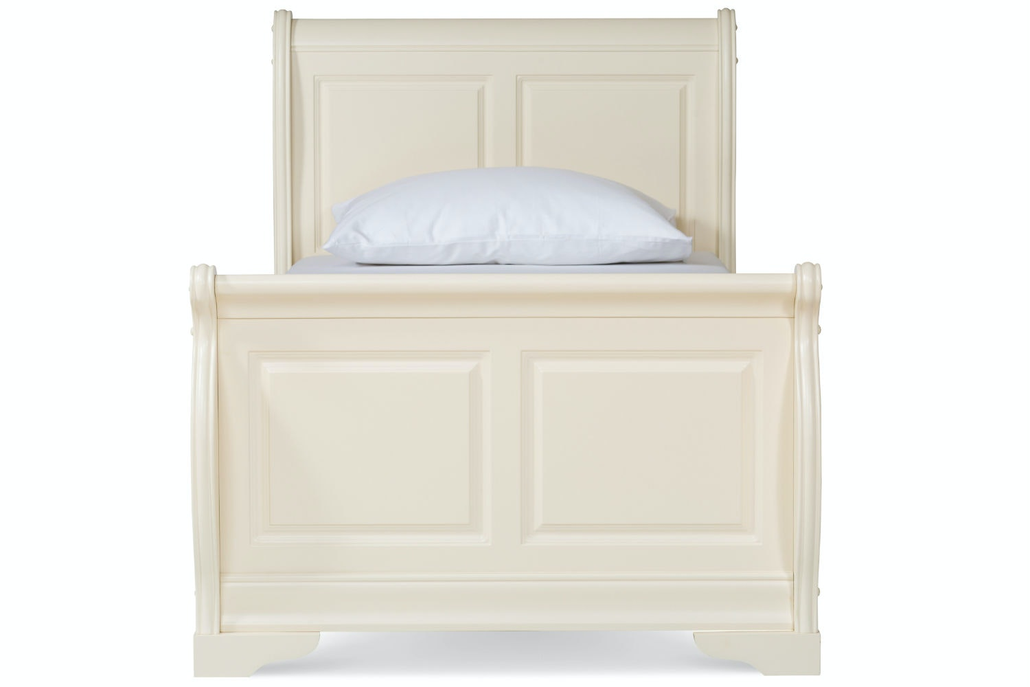 Chardonnay Single Bed Frame (3ft) Cream