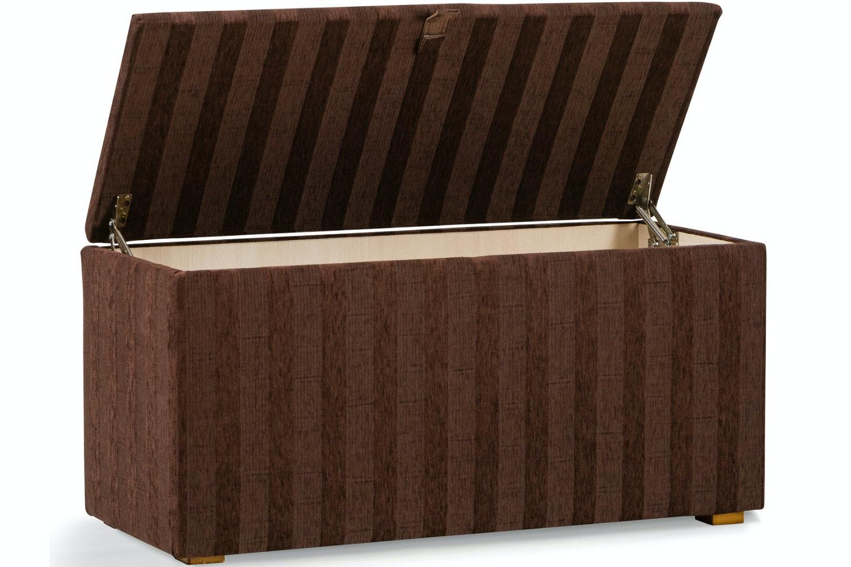 Osbourne Blanket Box | Chocolate