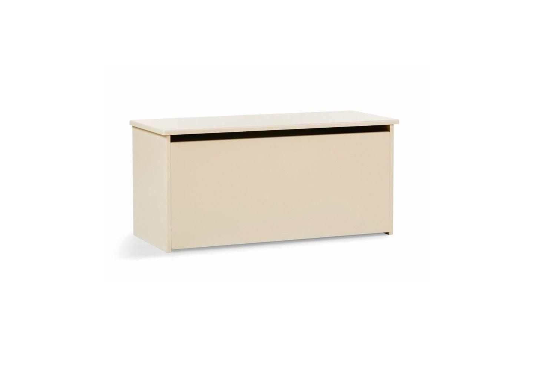 Urban Small Blanket Box | Cream