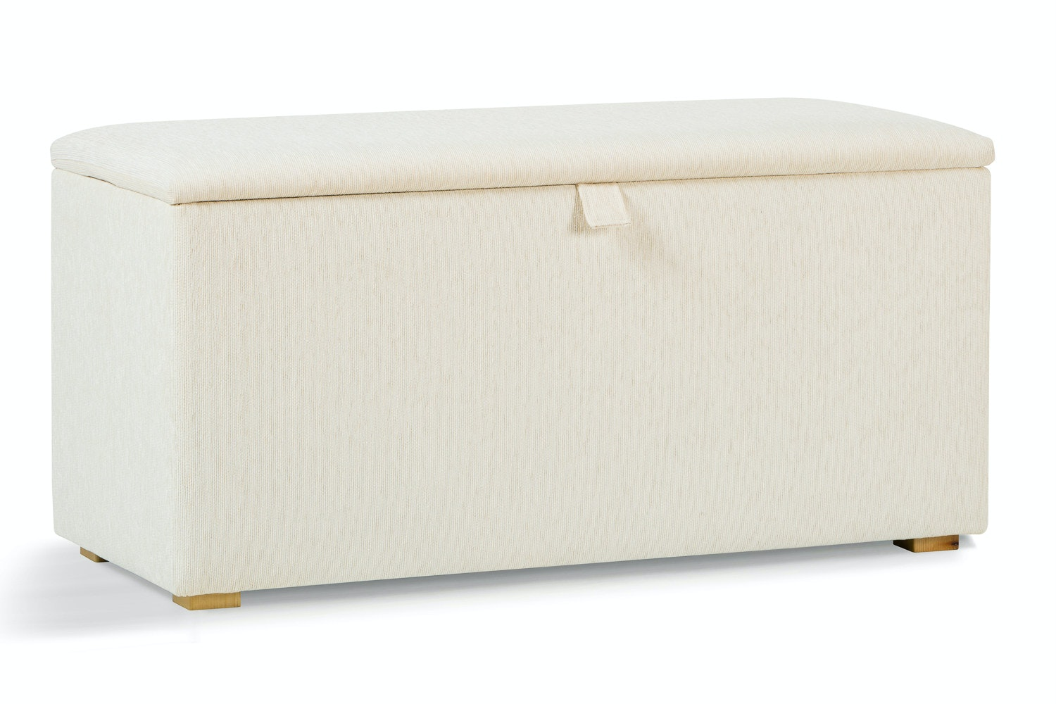 Osbourne Blanket Box | Chanelle Cream