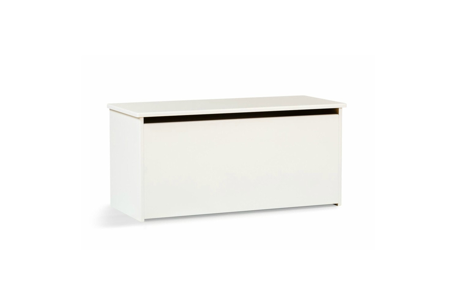 Urban Small Blanket Box | White