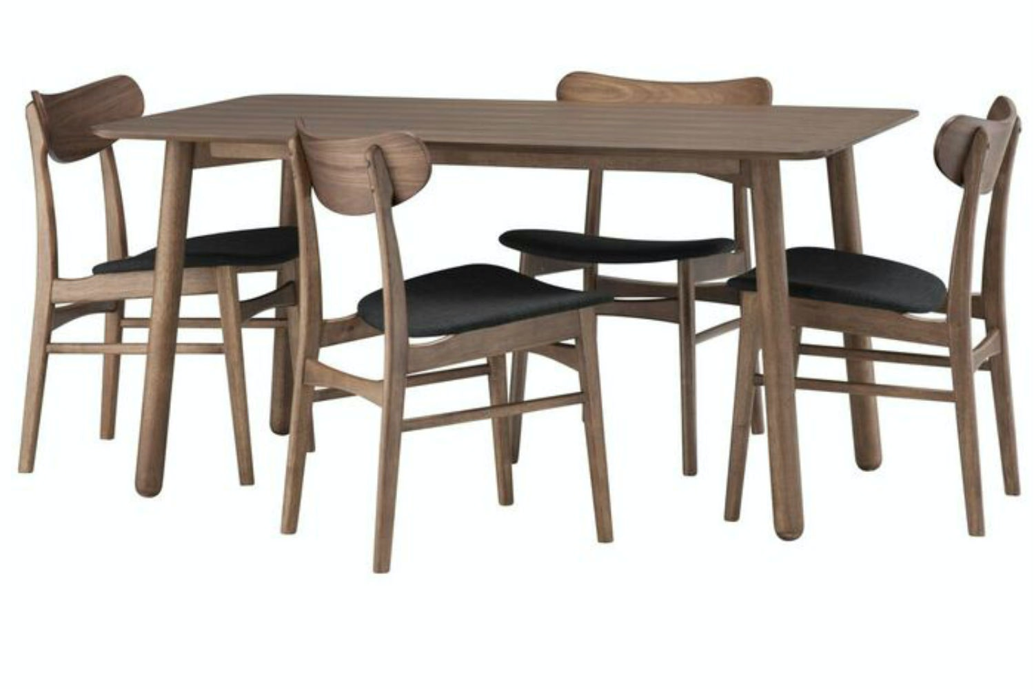 Nova Rectangular 5 Piece Dining Set