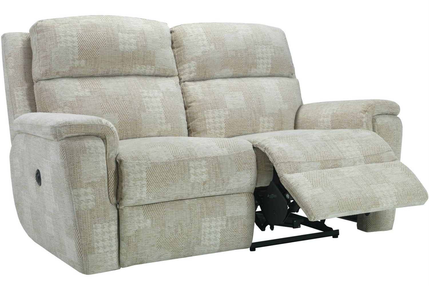 Samey 2 Seater Recliner Sofa | Electric