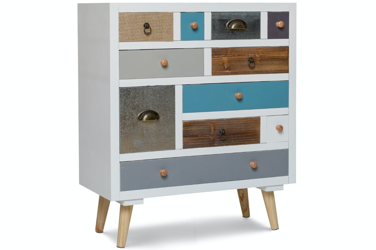 Thais 11 Drawer Chest
