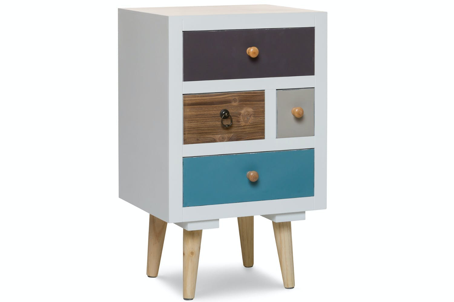 Thais 4 drawer bedside table ireland - Bedside table ...