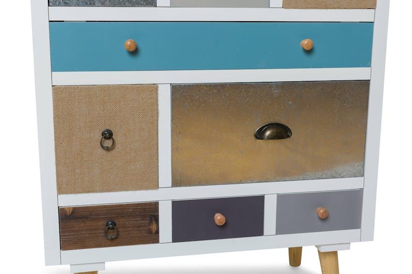 Thais 13 drawer chest ireland for Furniture 63376