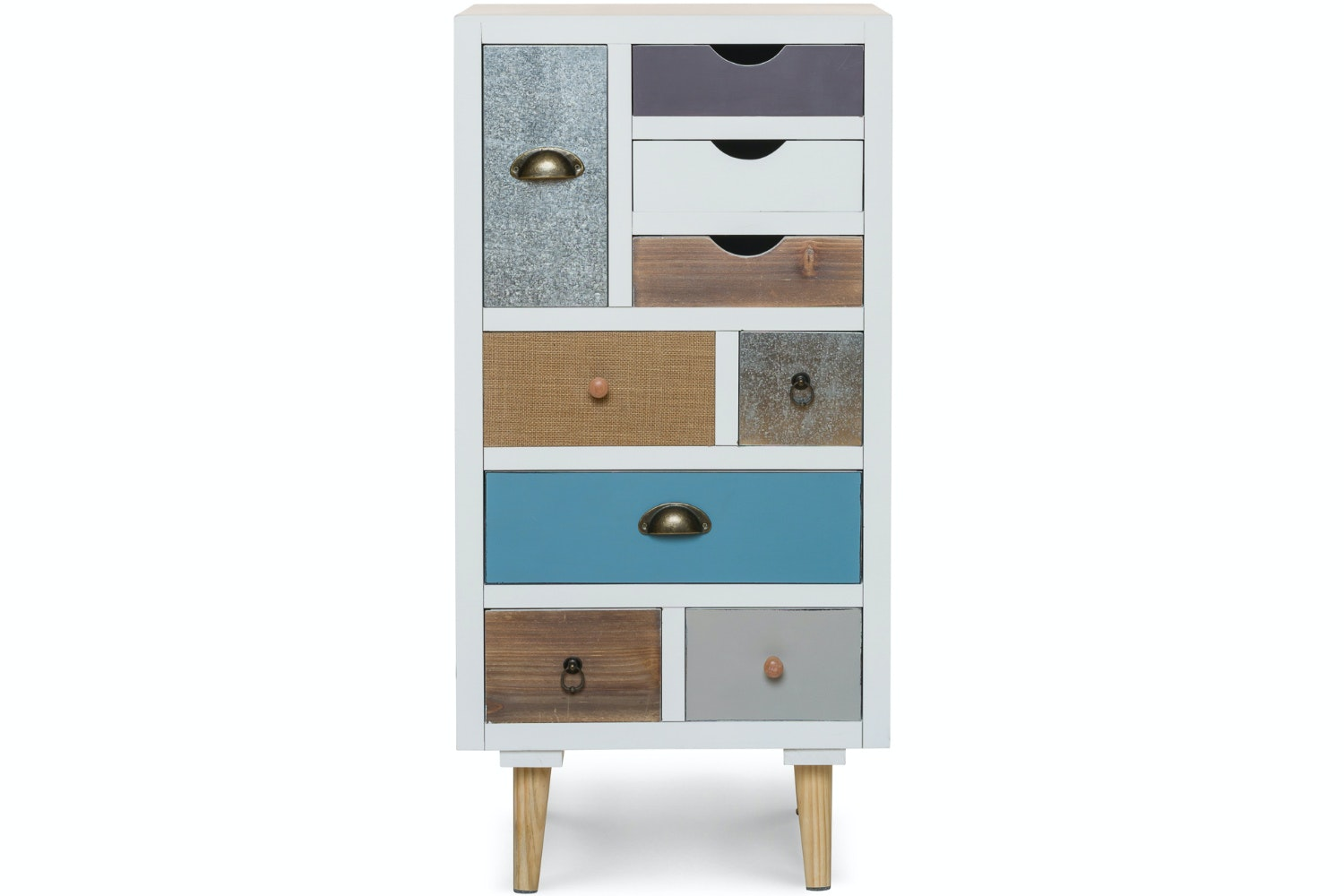 Thais 9 Drawer Chest