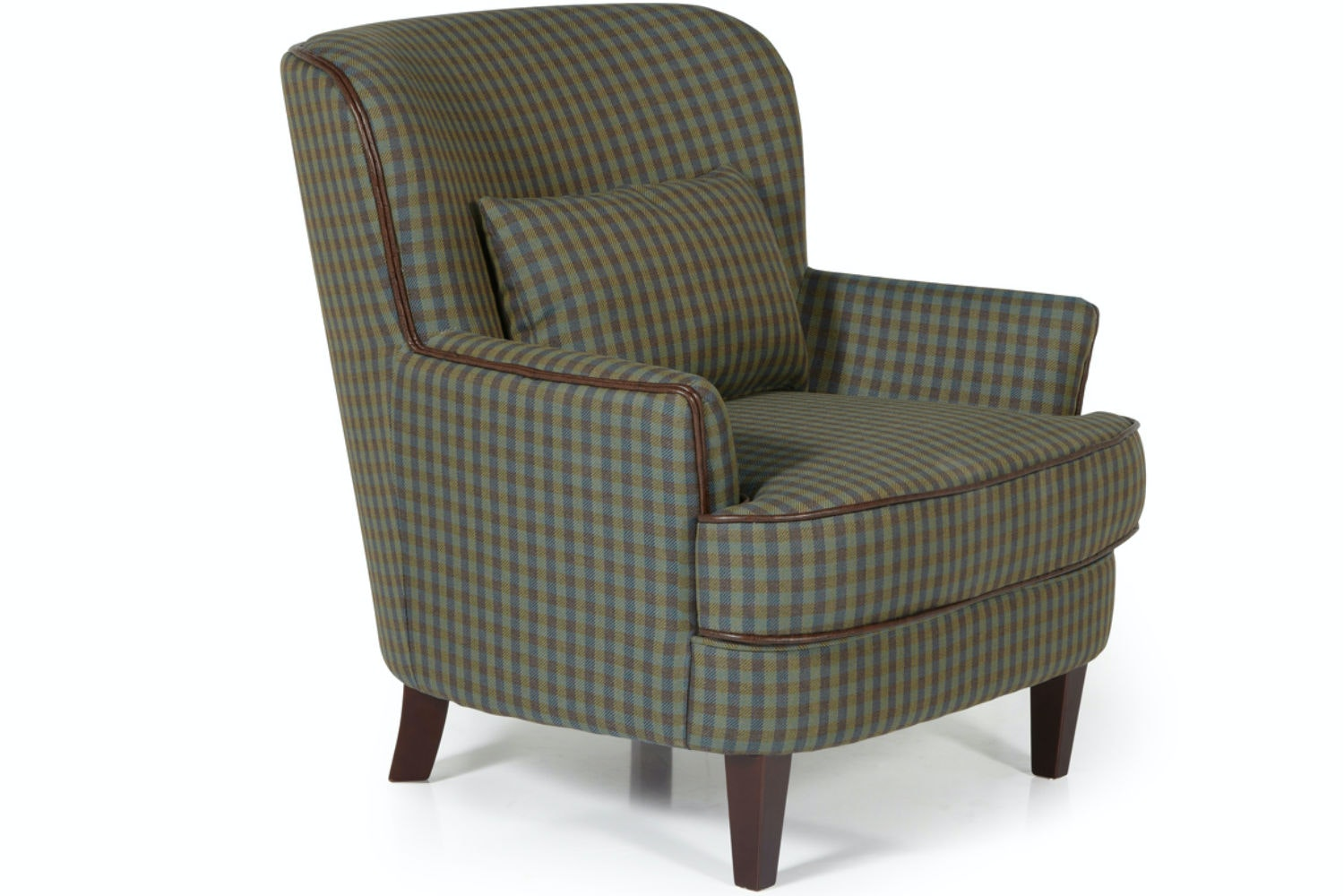 Trafalgar Bedroom Chair | Green