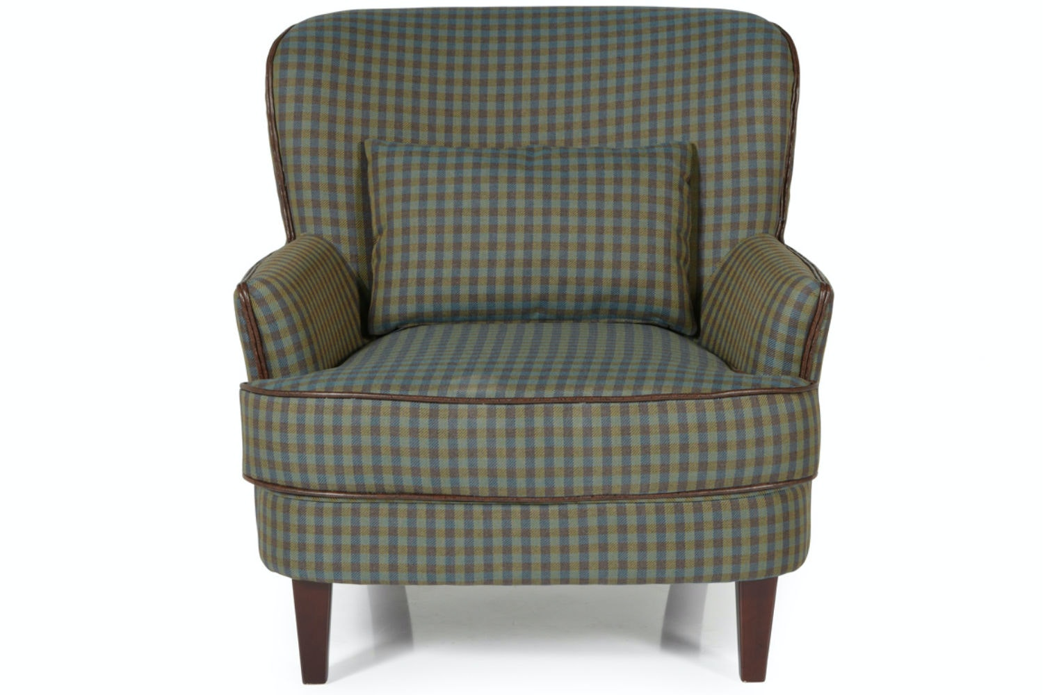 Trafalgar Bedroom Chair Green