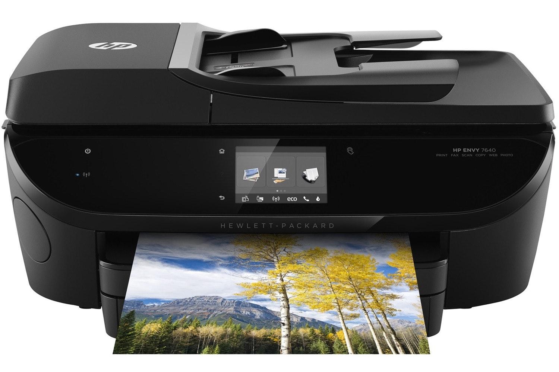 HP Envy 7640 eAll-In-One Printer