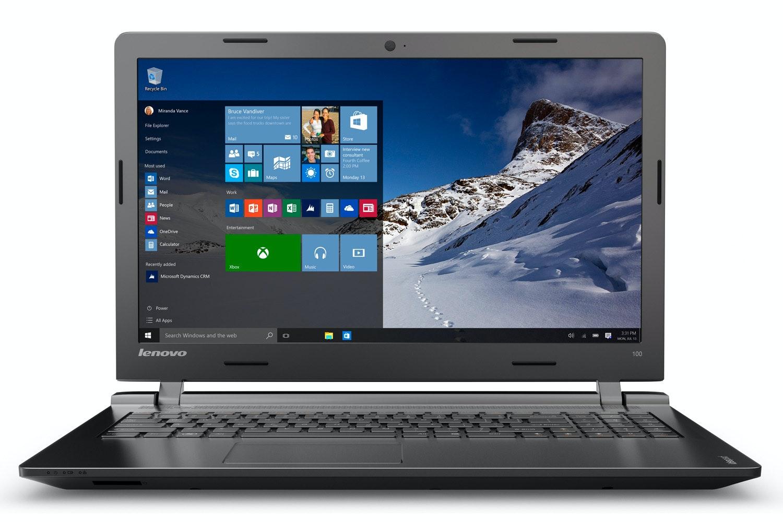 "Lenovo Ideapad 100 15.6"" Notebook | 100-15IBD"