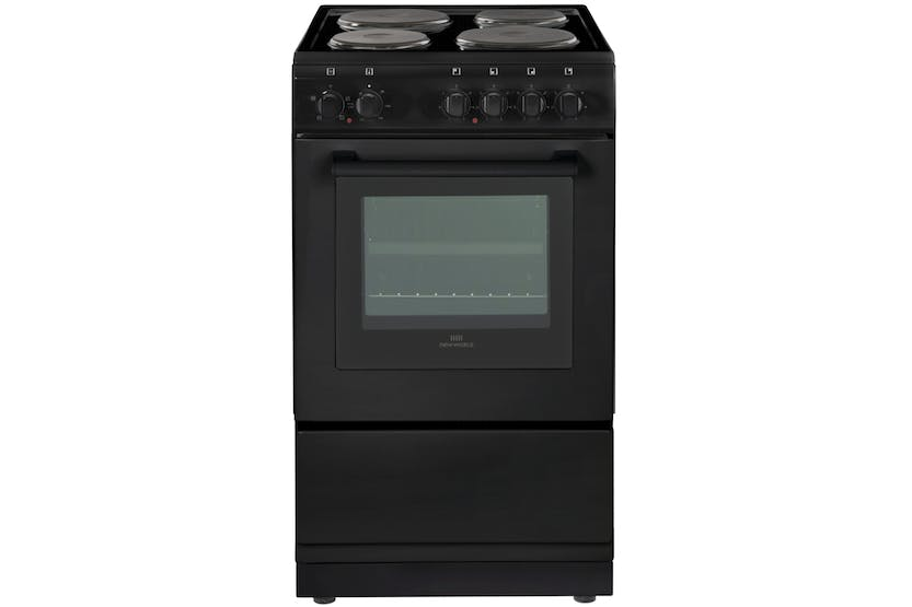 New World 50cm Electric Cooker | NW50ESBLK | Black