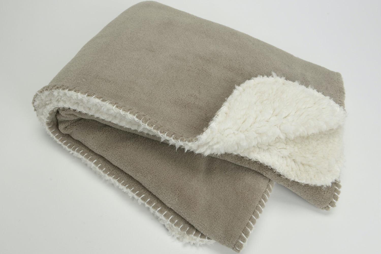 Amadeus Cocoon Blanket | Taupe