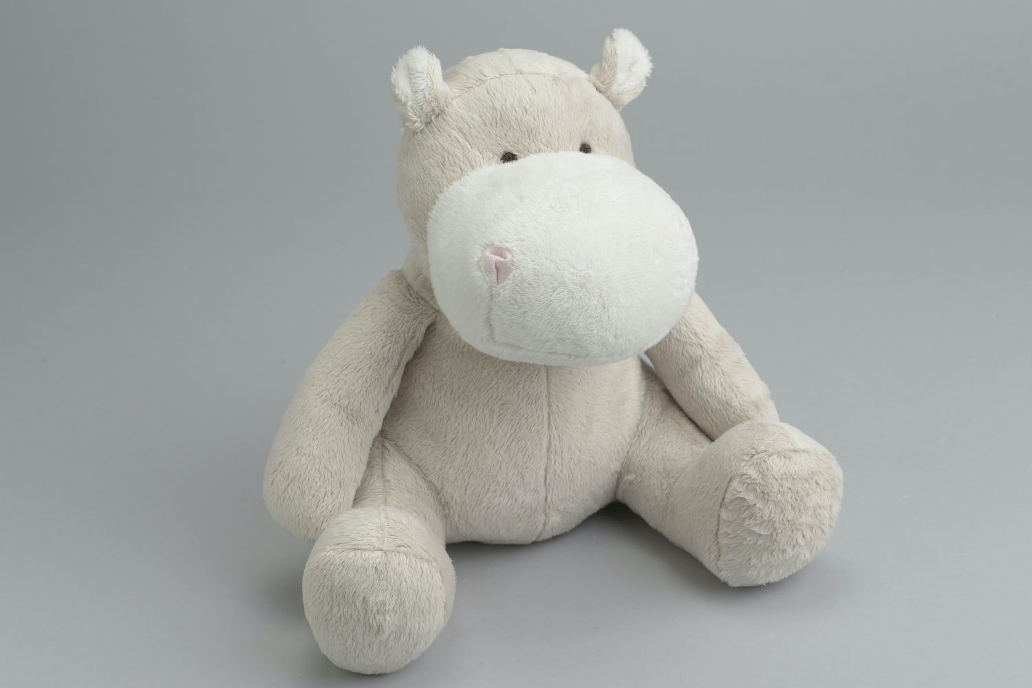 Amadeus Soft Toy | Hippo