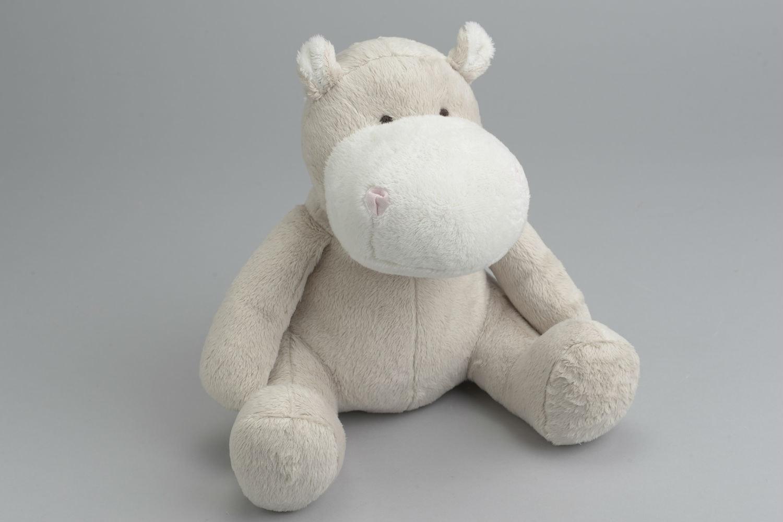 Amadeus Soft Toy   Hippo