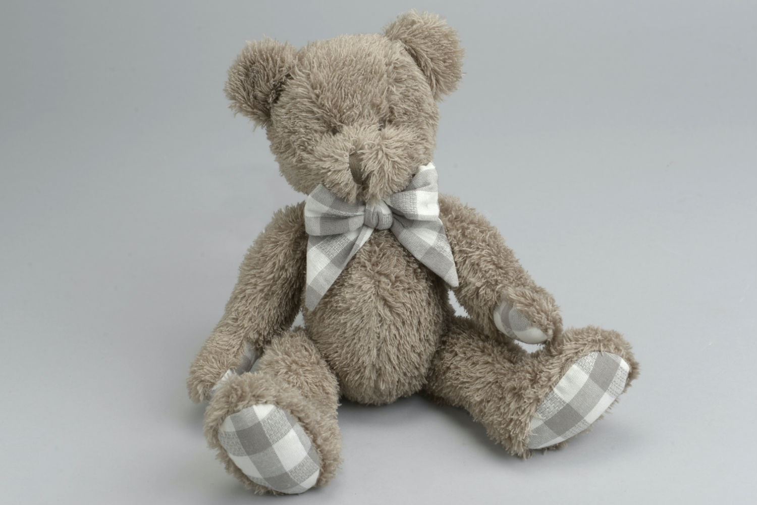 Amadeus Soft Toy Bear | 20cm