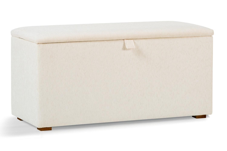 Osbourne Blanket Box | Chanelle Cream