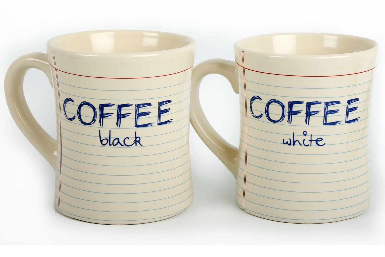 Temerity jones Notebook Coffee Mug 2 Astd