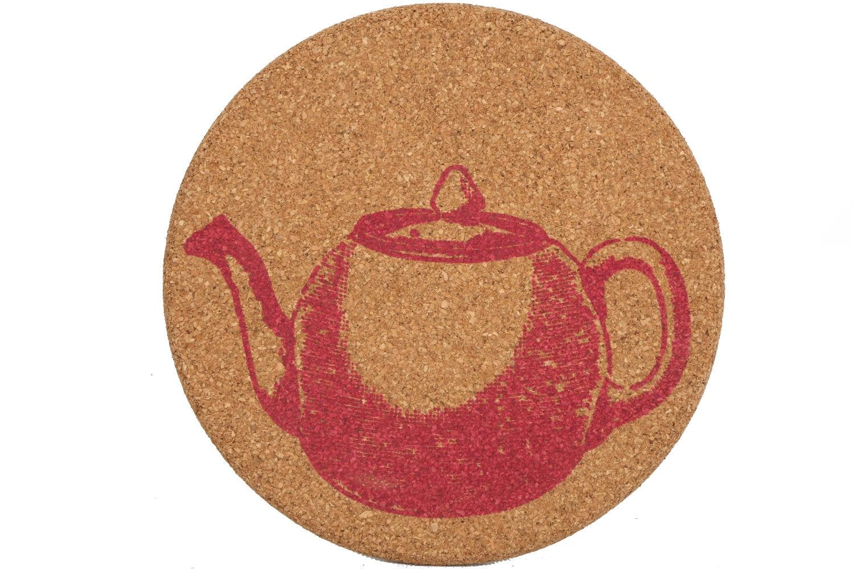 Temerity jones Cork Teapot Print Placemat