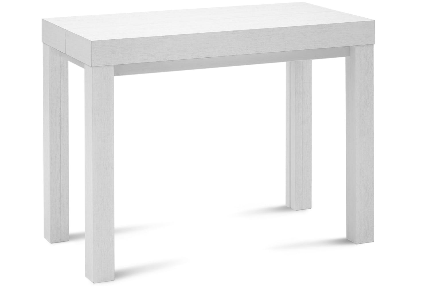 Cosmo extending console table white ireland cosmo extending console table white geotapseo Images