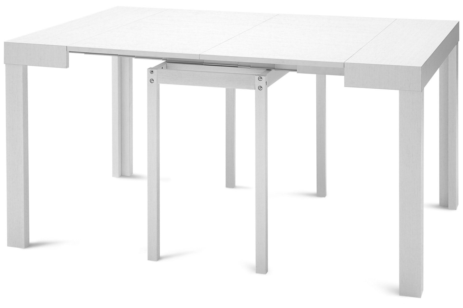 High Quality ... Cosmo Extending Console Table | White ...