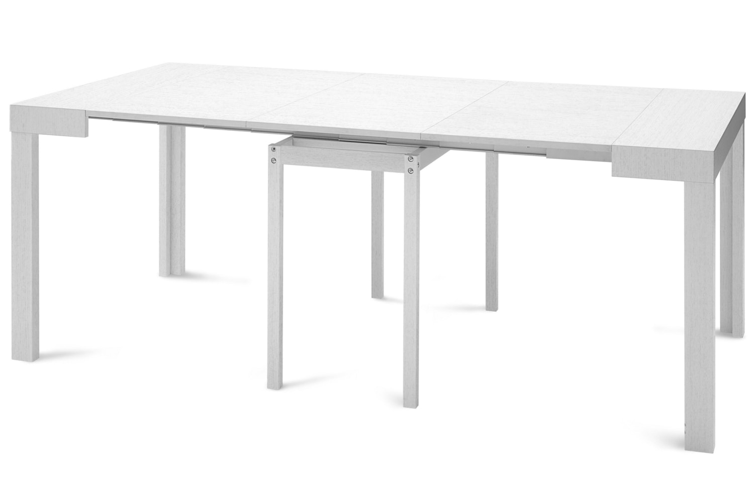 Cosmo Extending Console Table | White