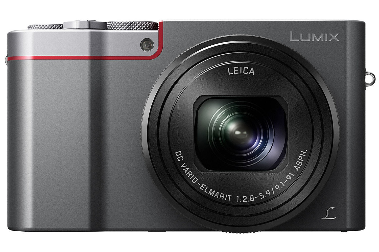 Panasonic Lumix DMC-TZ100EBS Camera | Silver