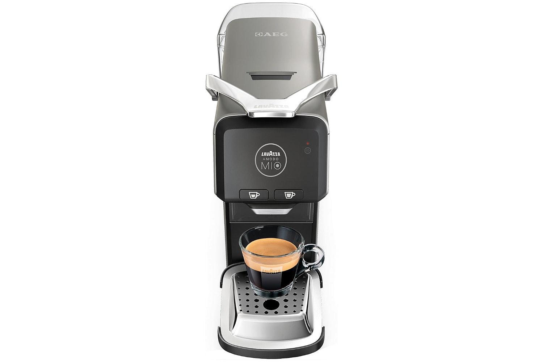 Lavazza Coffee Machine Espria Plus | 10080396 | Metallic Grey