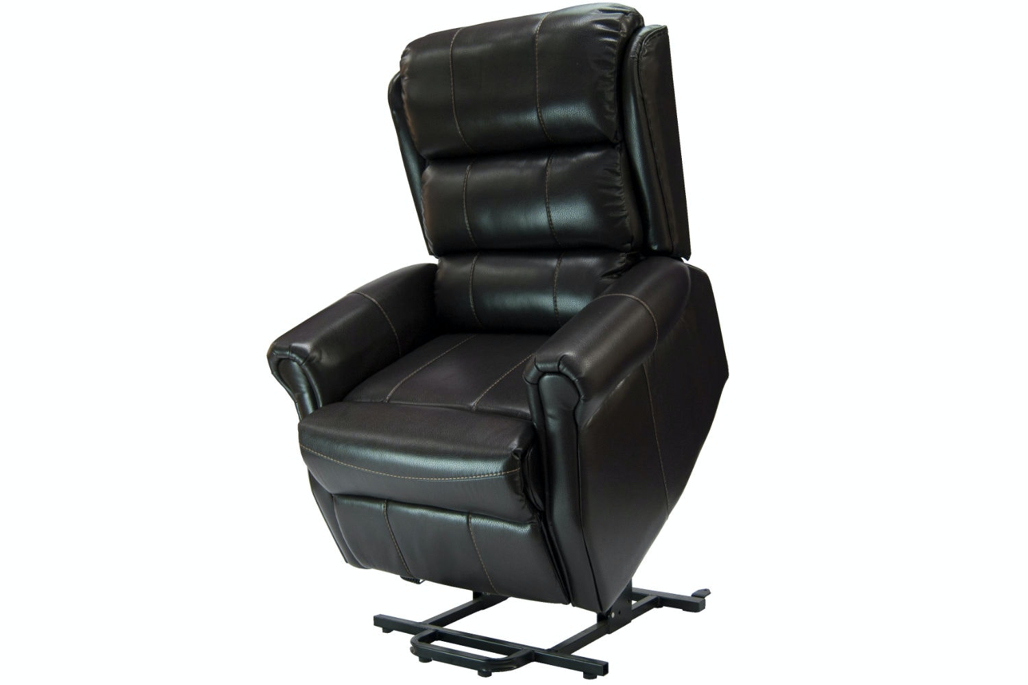 Hudson Recliner Chair | Chocolate