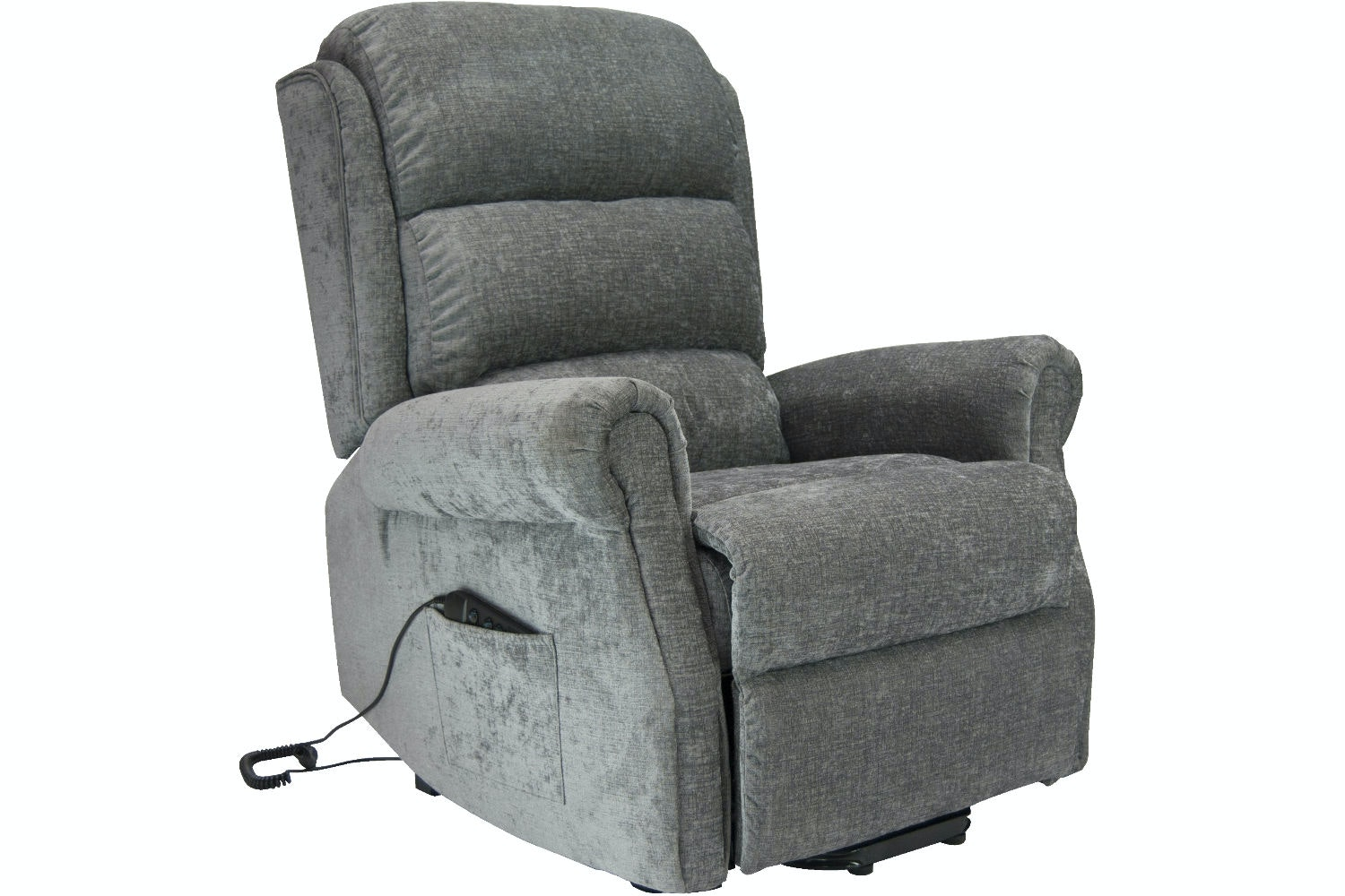 Hudson Recliner Chair Steel