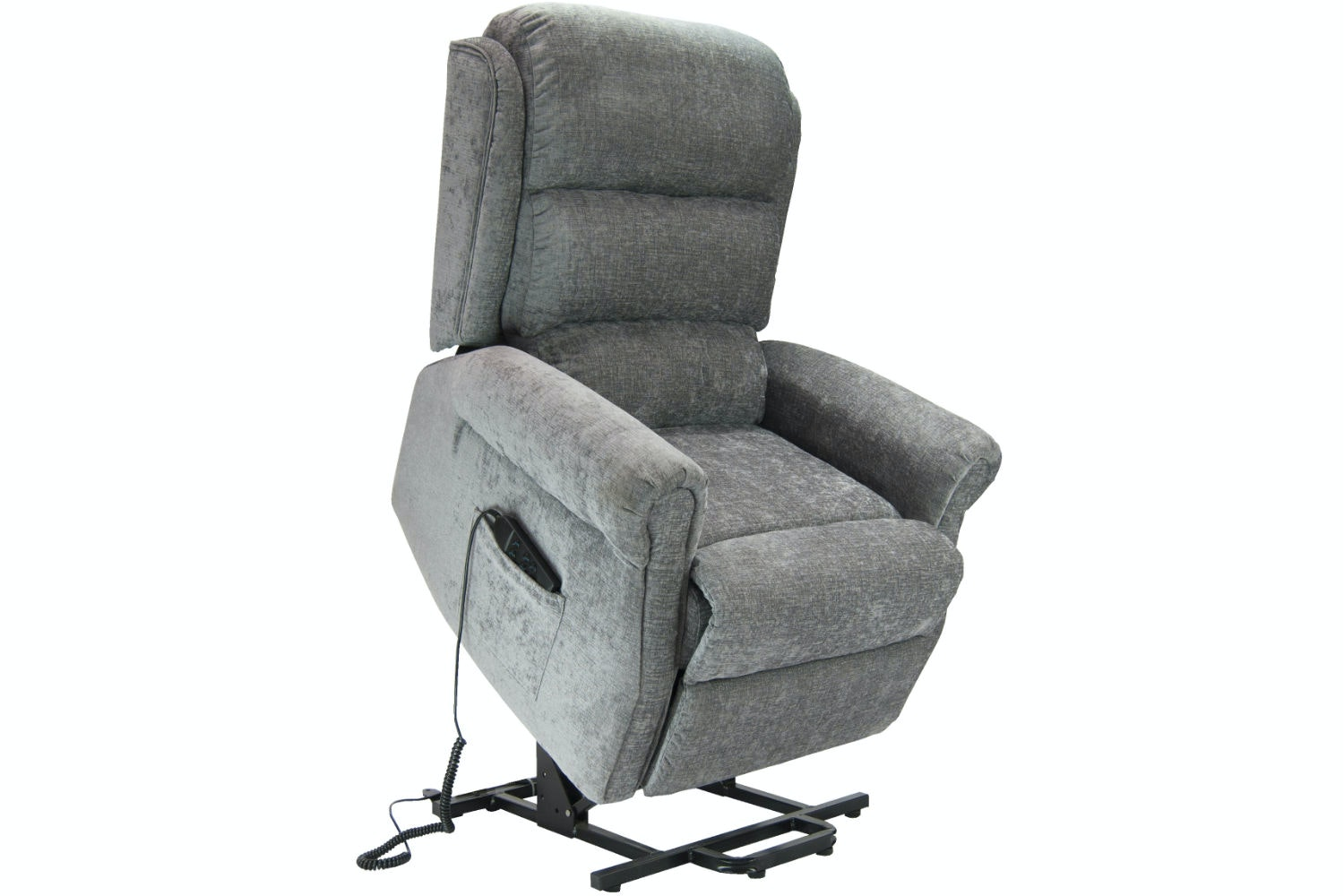 Hudson Recliner Chair | Steel