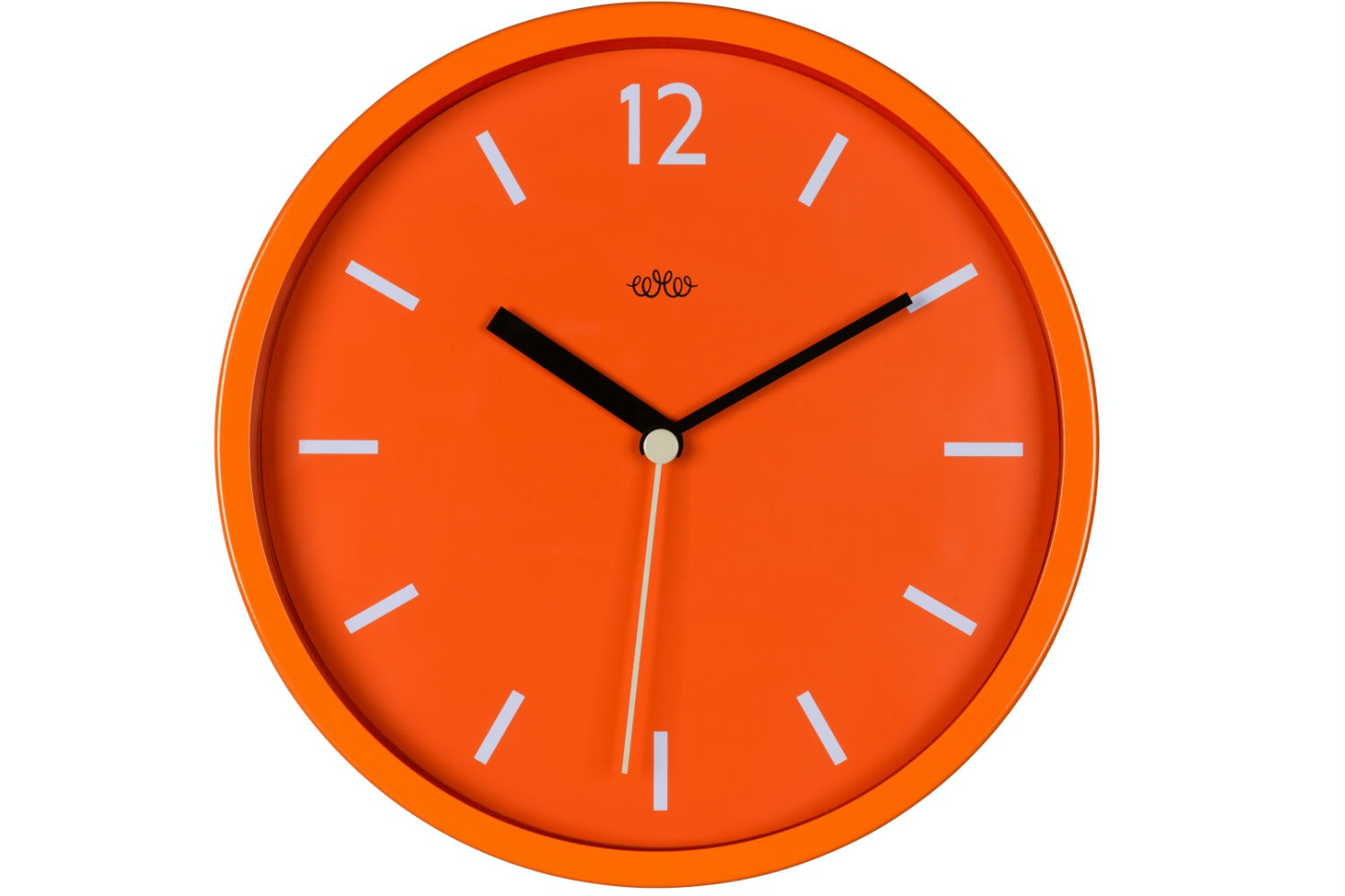 Goldfish Orange Wall Clock | 12""