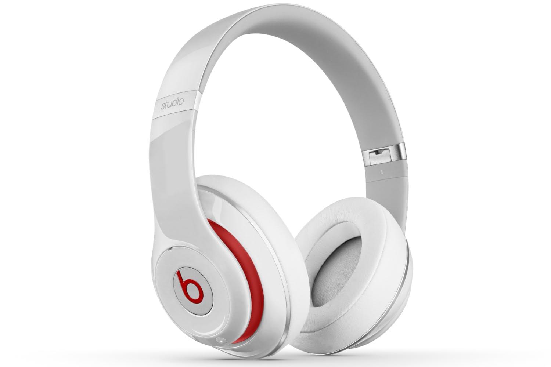 Beats by Dre Studio Headphones | White