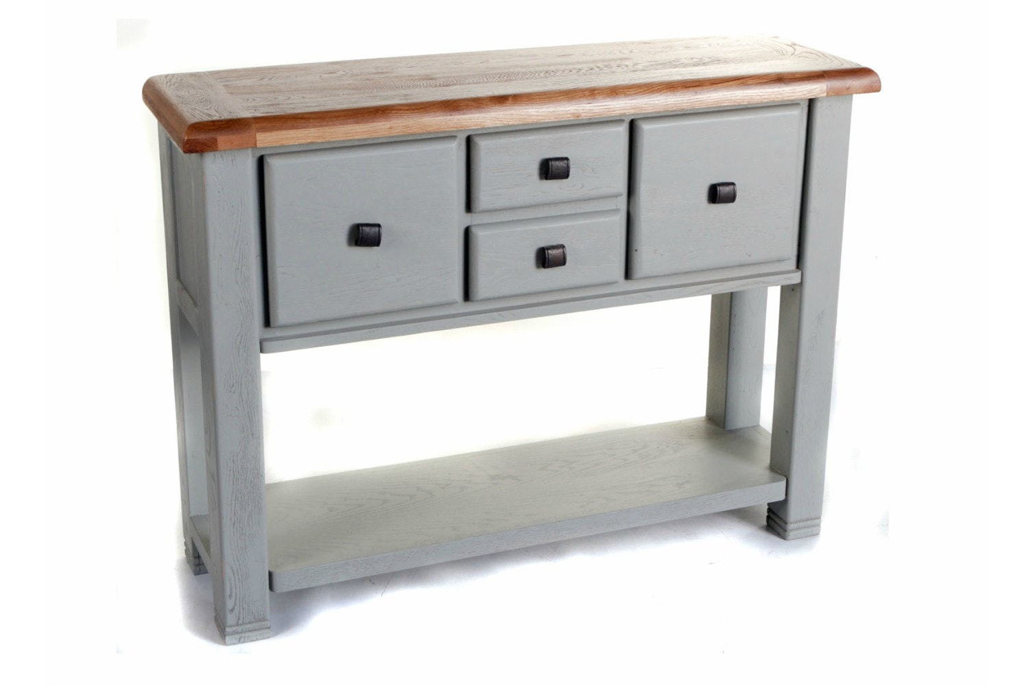 Queenstown Hall Table | Painted Grey