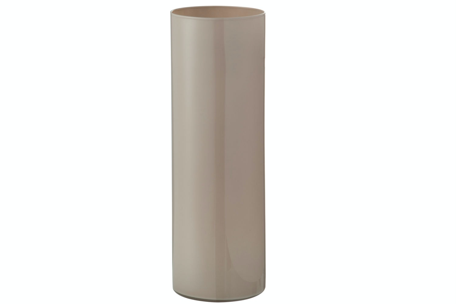 Taupe Round Vase | Small