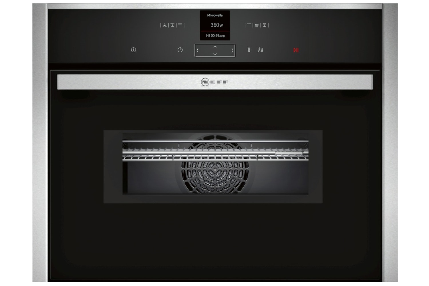 Neff Compact Combination Oven with Microwave | C17MR02N0B