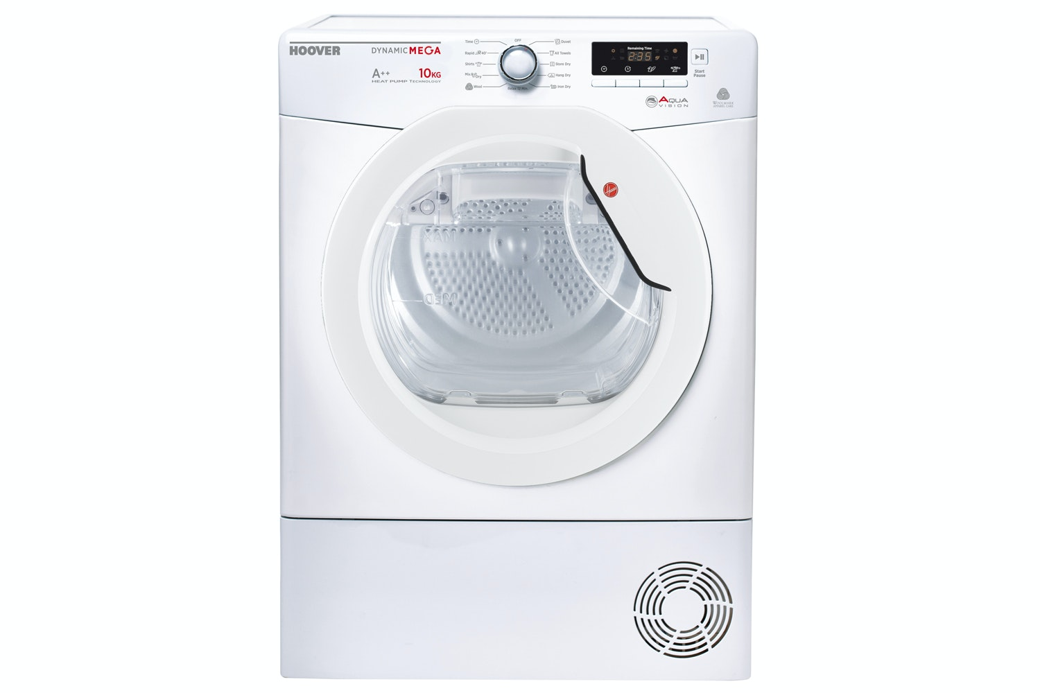 Hoover 10kg Heat Pump Condenser Dryer | DMHD1013A2-80