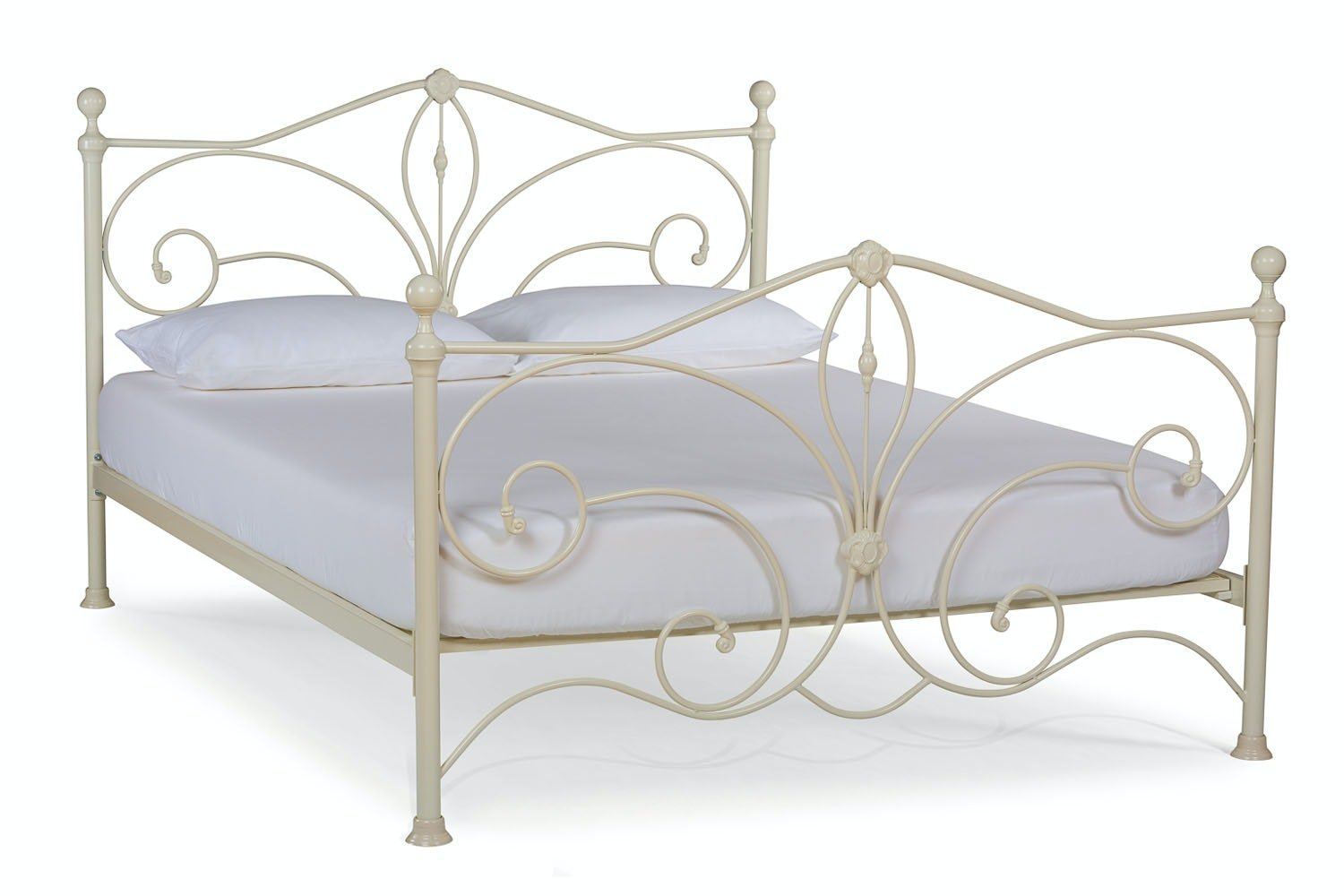 Downton Double Bed Frame | 4ft6