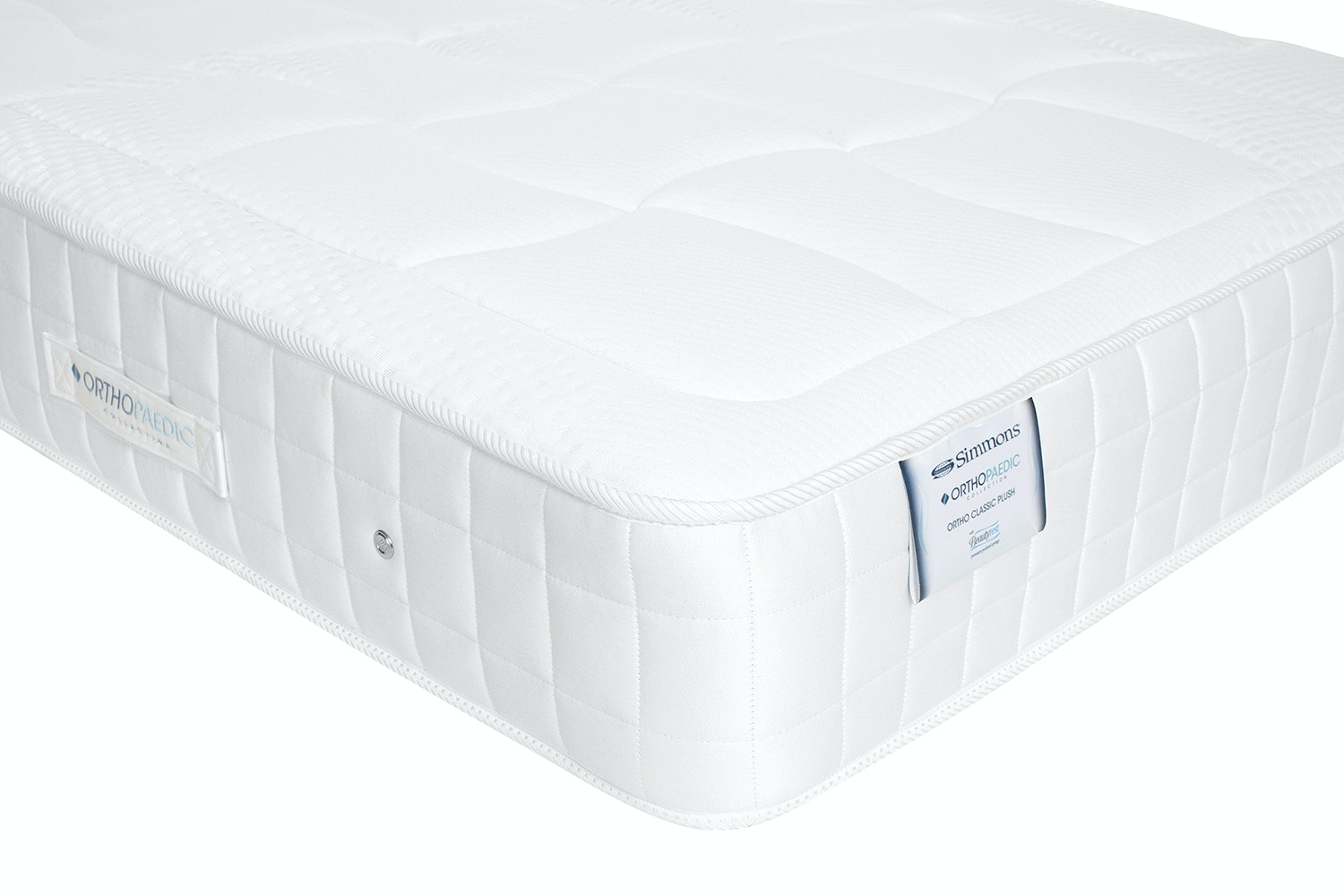 Ortho Classic Plush Mattress | Single