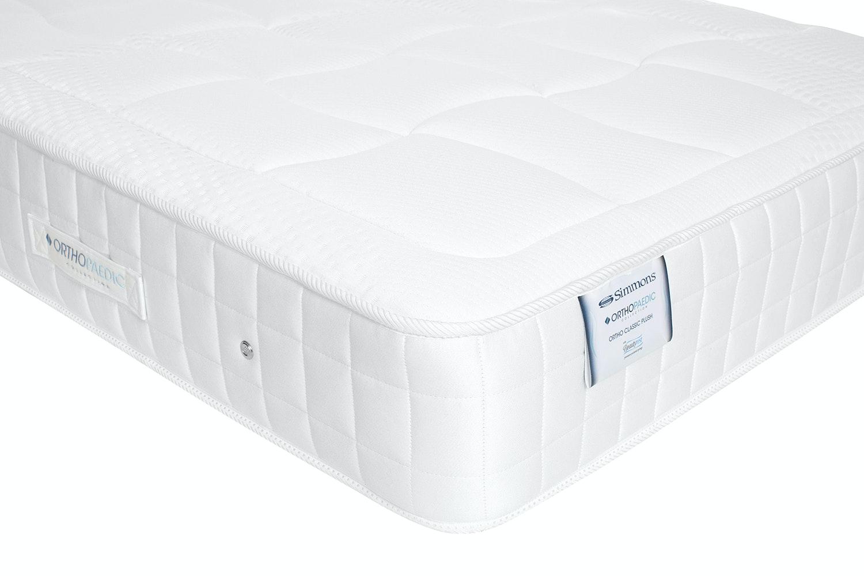 ortho classic plush mattress double ireland