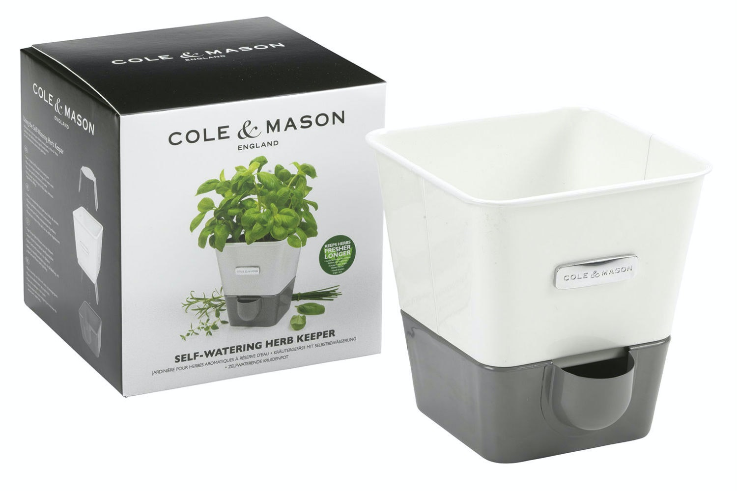 Cole & Mason Single Herb Keeper