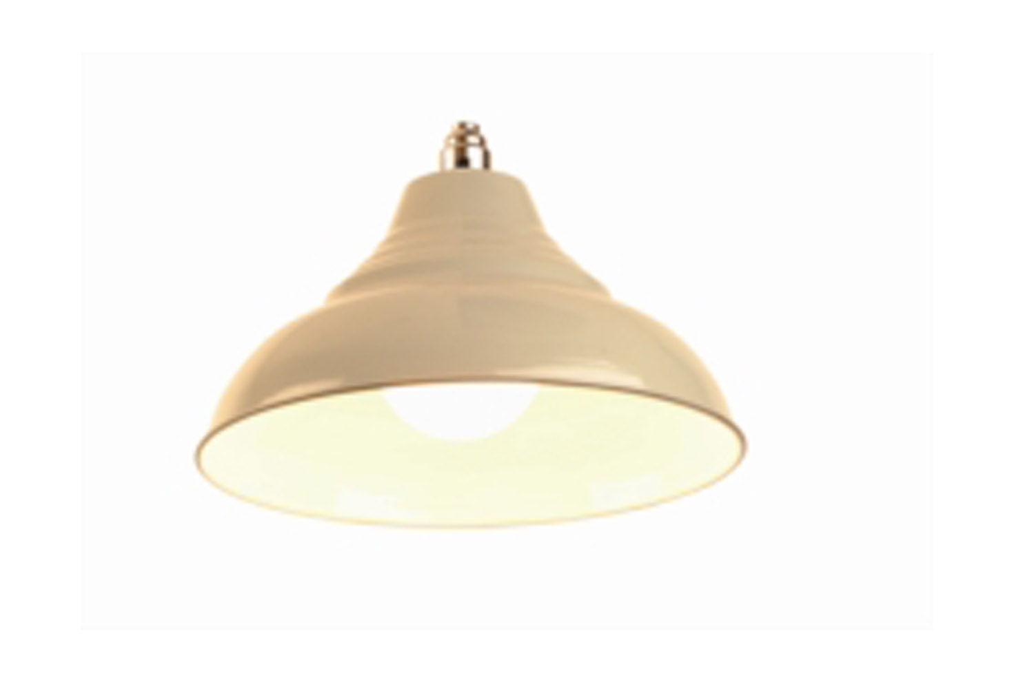 Vintage Pendant Putty Fixed Light