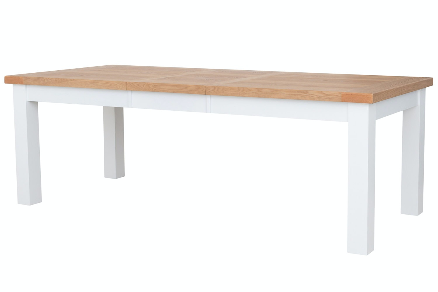 New Haven 180cm Extending Dining Table | White