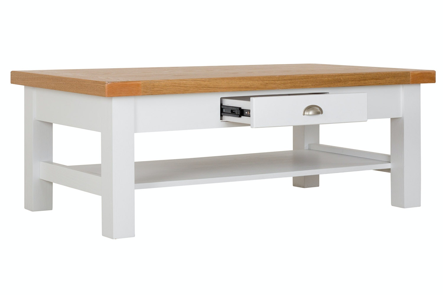 New Haven Coffee Table | White