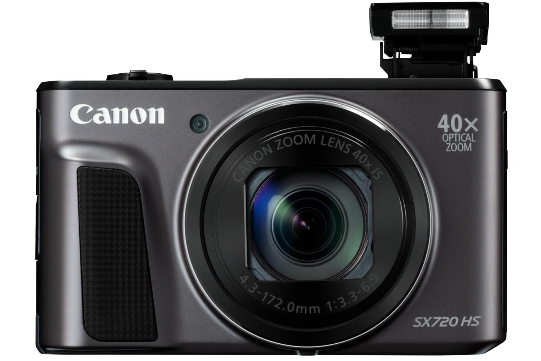 Canon PowerShot SX720 HS | Black