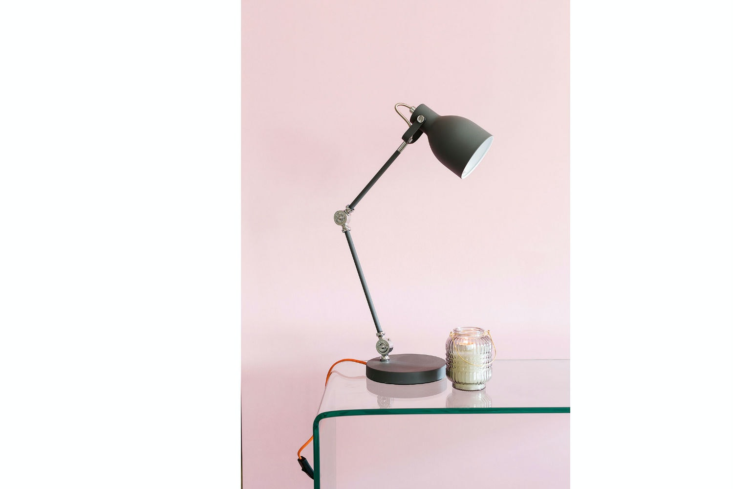 Task Lamp | Concrete Grey