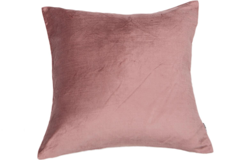 Blush Velvet Cushion