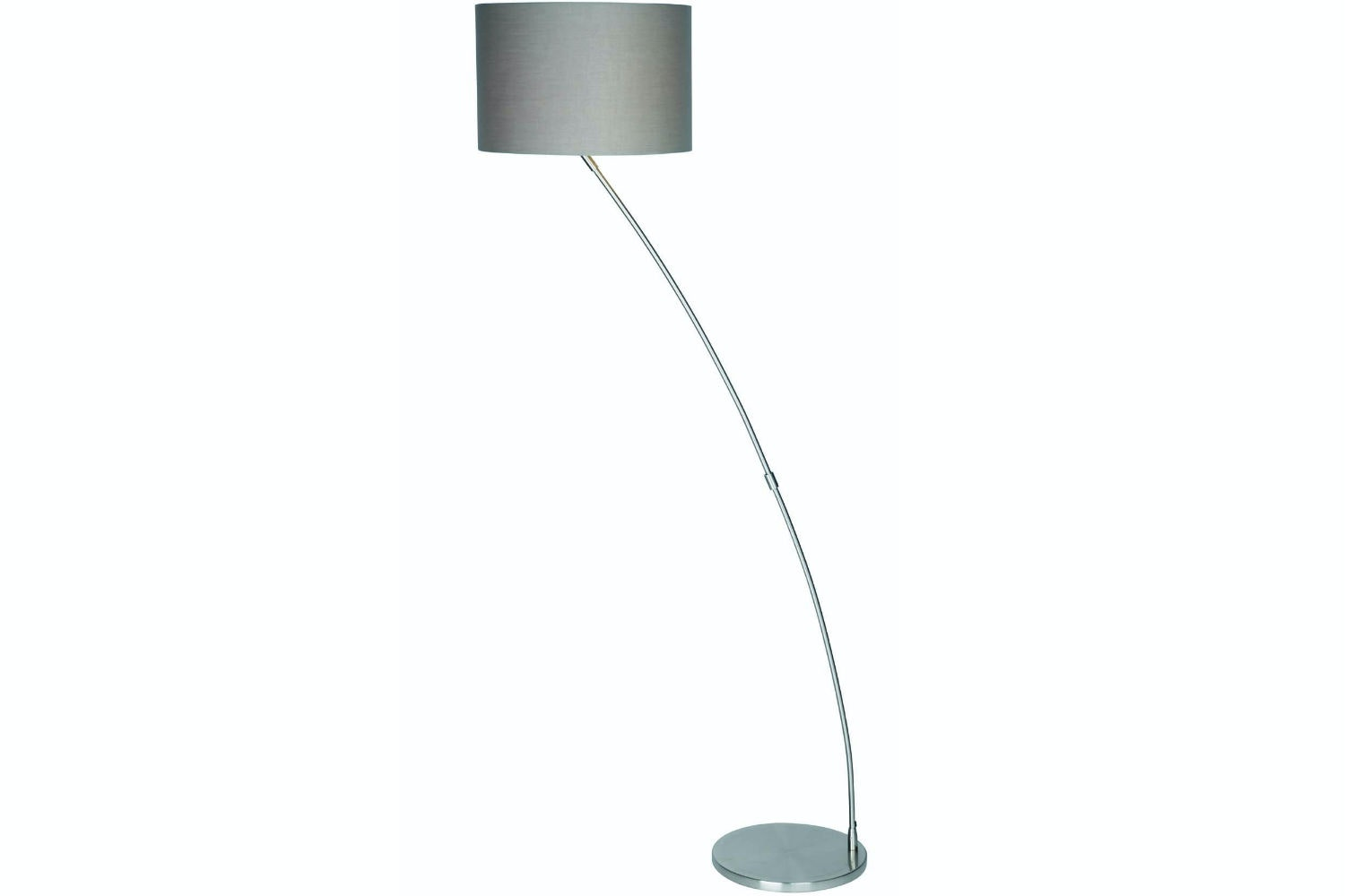 Curve Floor Lamp in Chrome