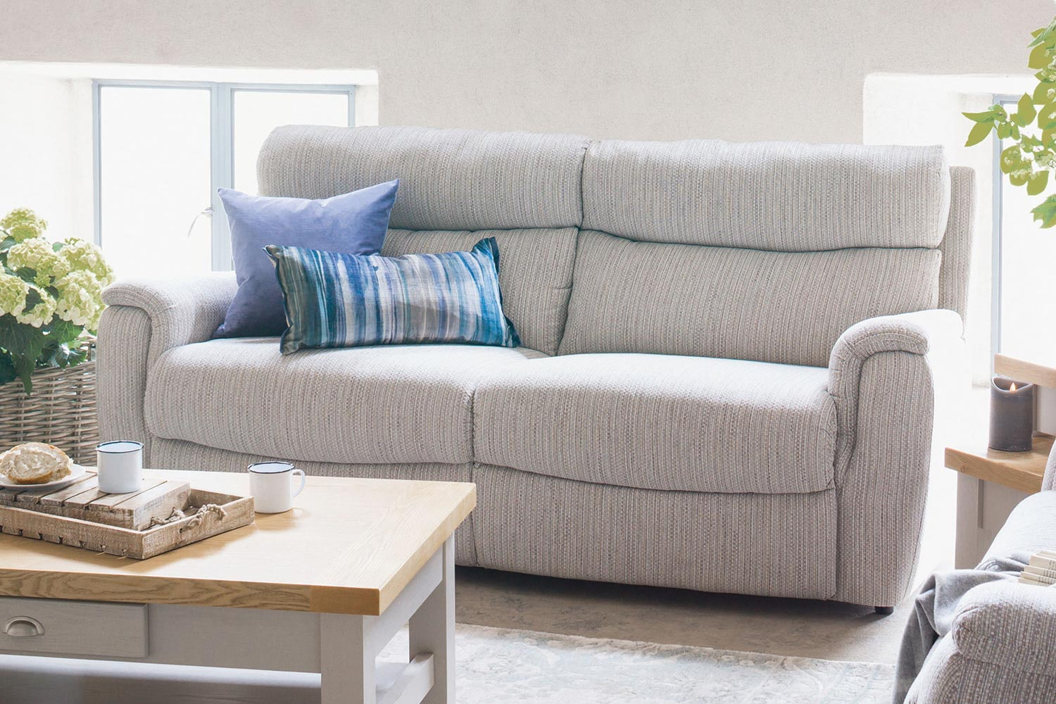 Denver 3 Seater Sofa