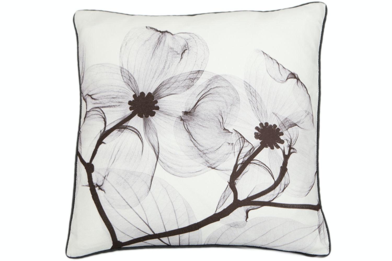 Floral Silhouette Cushion